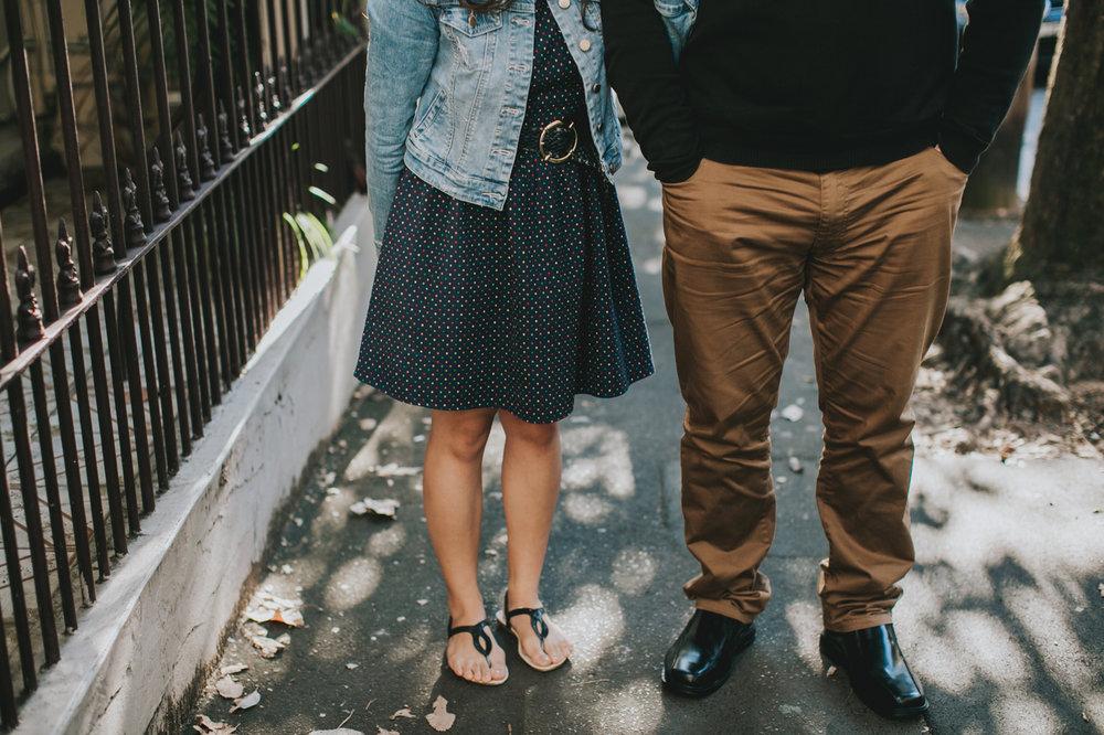 Nikole & Chris - Urban Autumn Sydney Engagement Session - Samantha Heather Photography-20.jpg