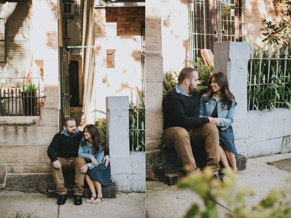 Nikole & Chris - Urban Autumn Sydney Engagement Session - Samantha Heather Photography-22.jpg