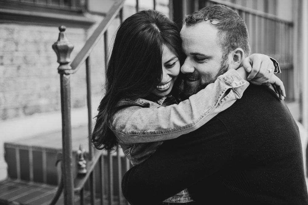 Nikole & Chris - Urban Autumn Sydney Engagement Session - Samantha Heather Photography-29.jpg