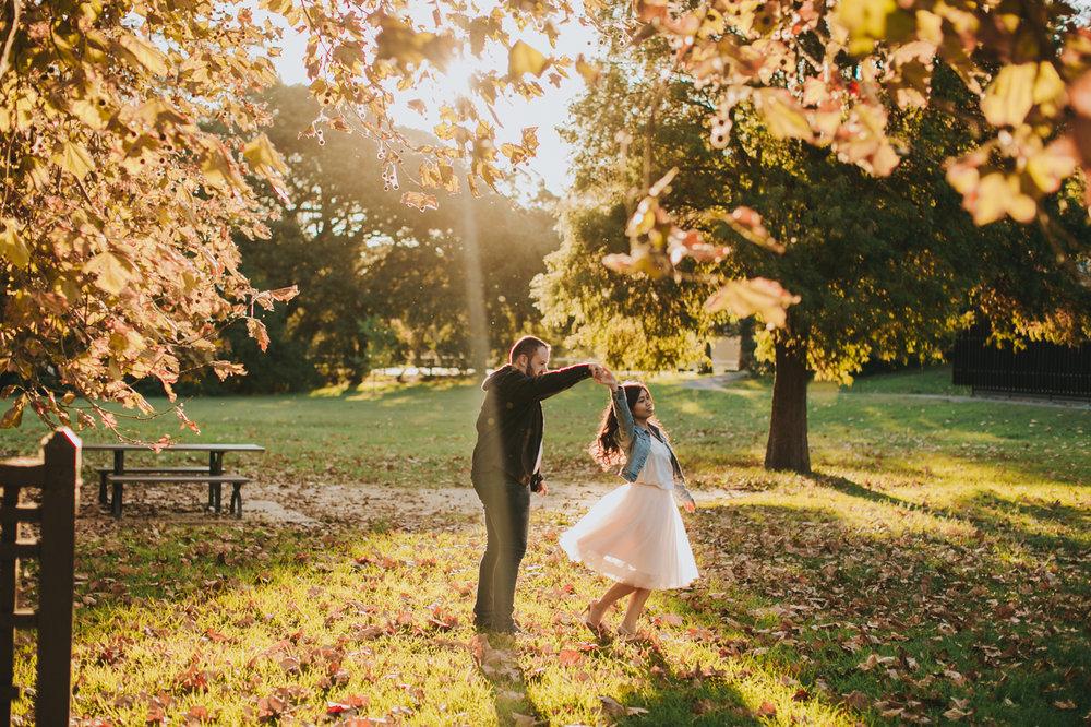 Nikole & Chris - Urban Autumn Sydney Engagement Session - Samantha Heather Photography-52.jpg