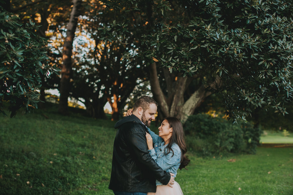 Nikole & Chris - Urban Autumn Sydney Engagement Session - Samantha Heather Photography-63.jpg