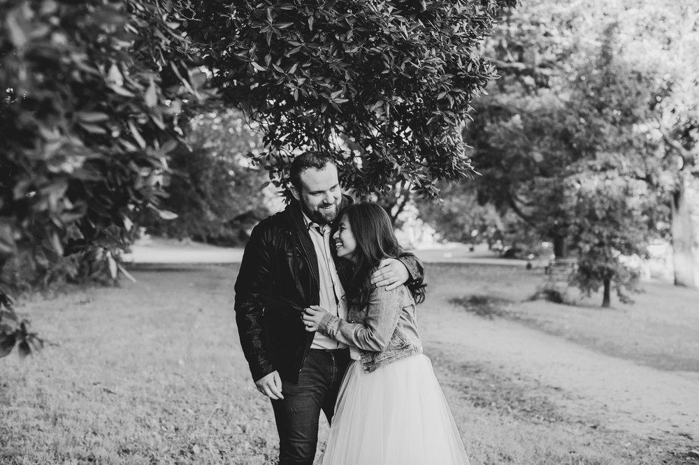 Nikole & Chris - Urban Autumn Sydney Engagement Session - Samantha Heather Photography-66.jpg