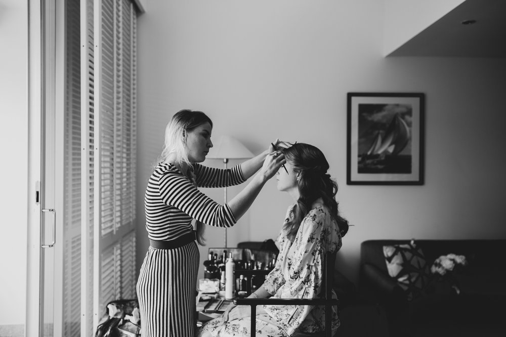 Stephanie & Michael Wedding - Watsons Bay Boutique Hotel - Samantha Heather Photography-40.jpg