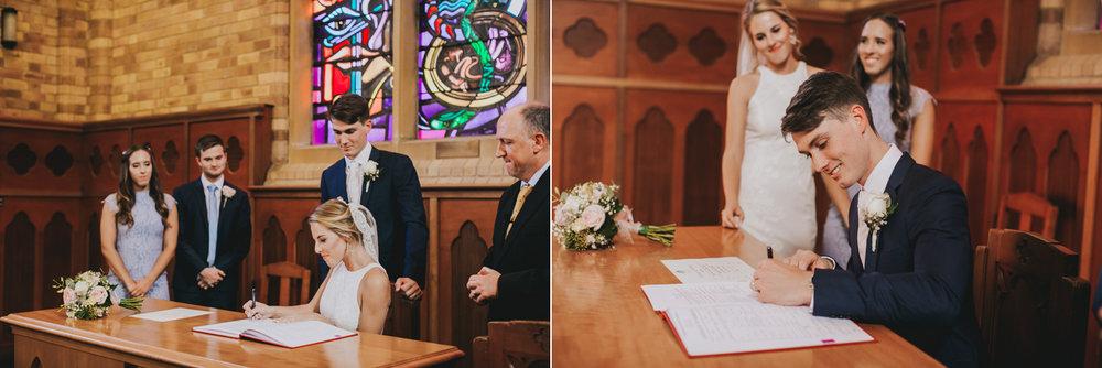 Claire & Ryan - North Shore, Chowder Bay Wedding - Samantha Heather Photography-137.jpg