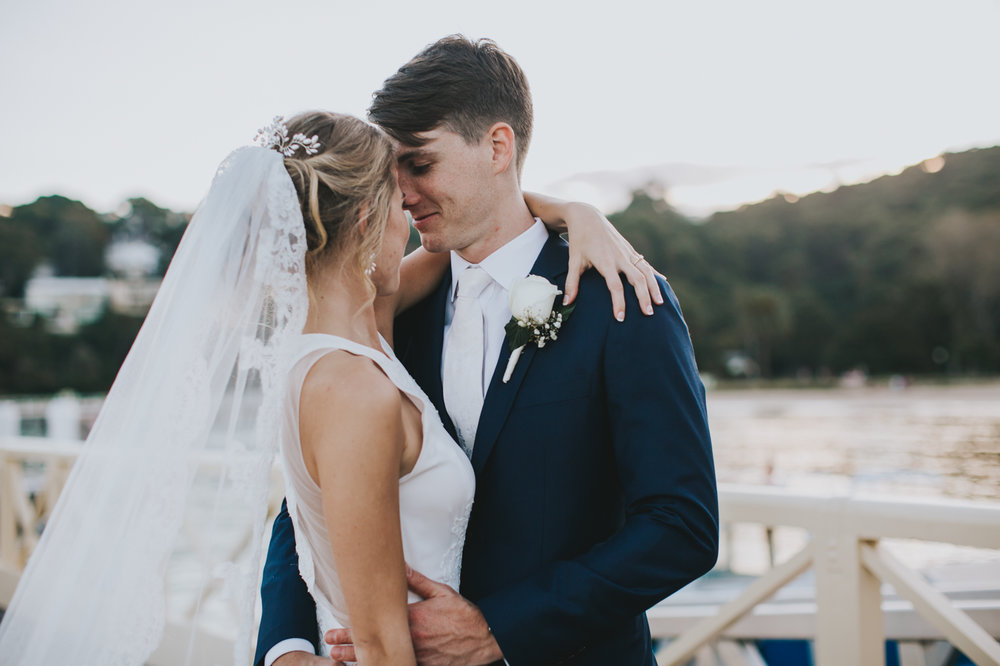 Claire & Ryan - North Shore, Chowder Bay Wedding - Samantha Heather Photography-159.jpg