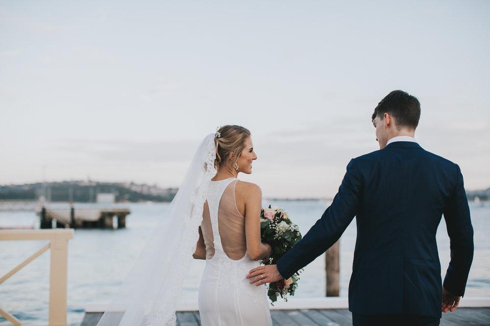 Claire & Ryan - North Shore, Chowder Bay Wedding - Samantha Heather Photography-162.jpg