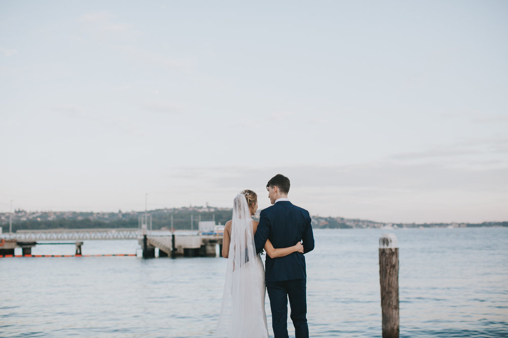 Claire & Ryan - North Shore, Chowder Bay Wedding - Samantha Heather Photography-163.jpg