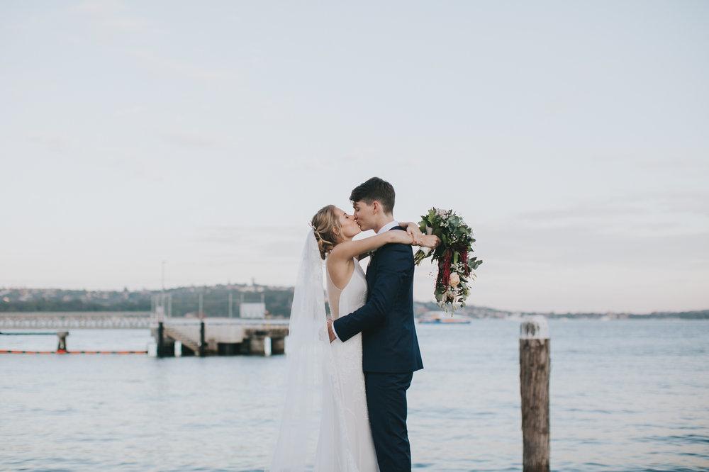 Claire & Ryan - North Shore, Chowder Bay Wedding - Samantha Heather Photography-164.jpg