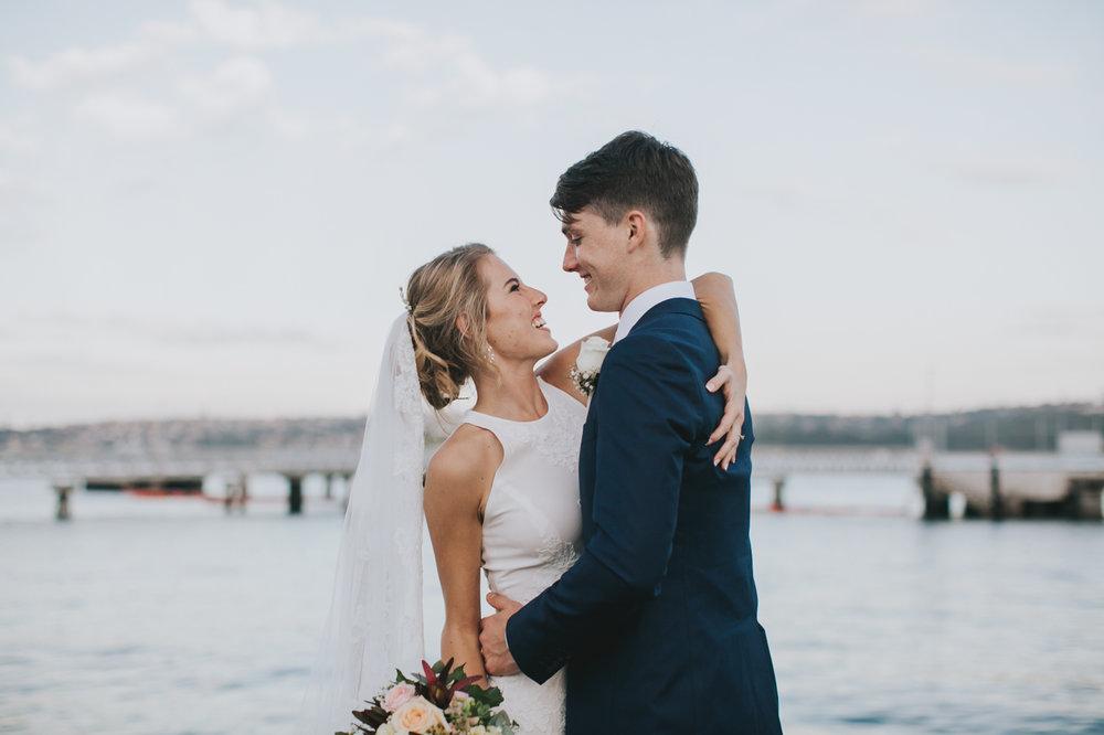 Claire & Ryan - North Shore, Chowder Bay Wedding - Samantha Heather Photography-167.jpg