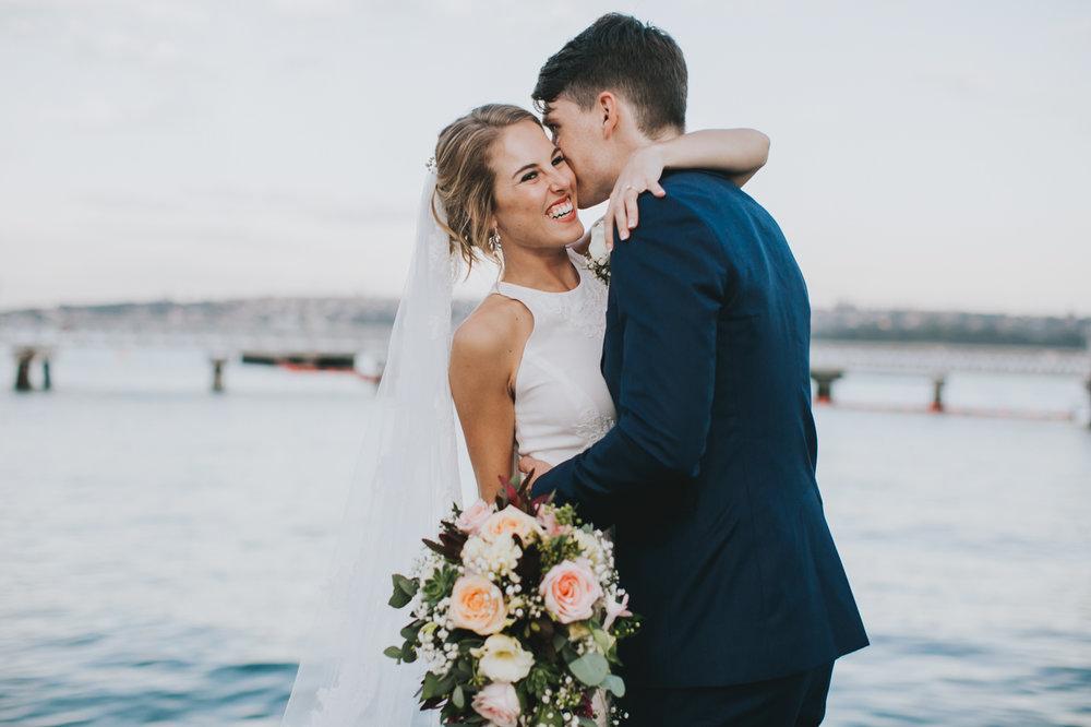 Claire & Ryan - North Shore, Chowder Bay Wedding - Samantha Heather Photography-168.jpg