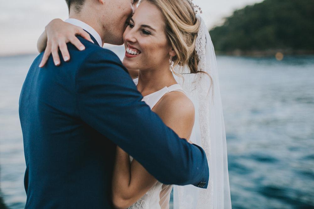 Claire & Ryan - North Shore, Chowder Bay Wedding - Samantha Heather Photography-170.jpg