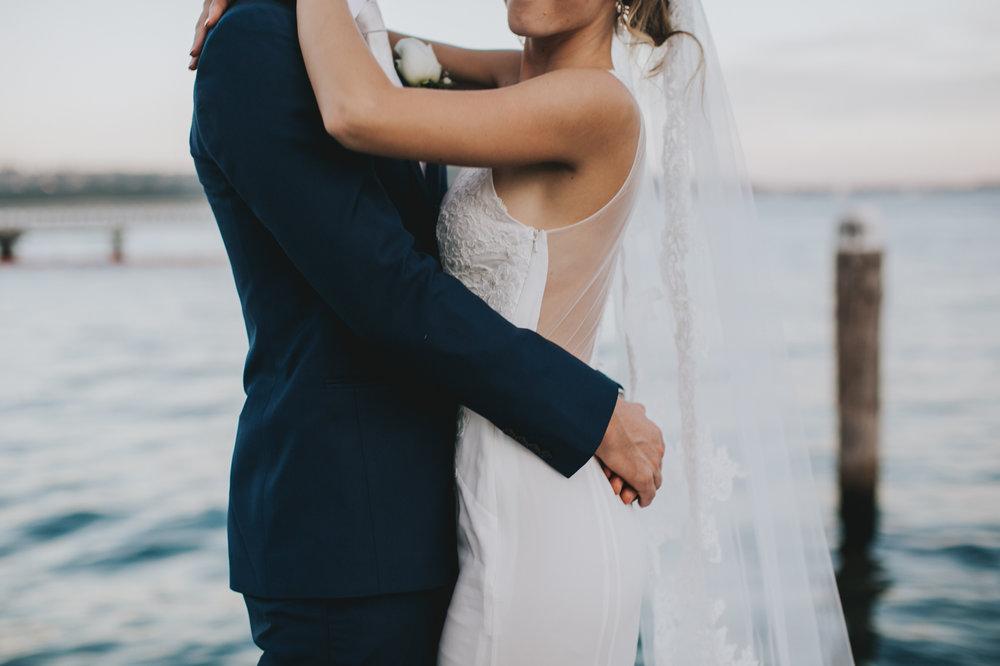 Claire & Ryan - North Shore, Chowder Bay Wedding - Samantha Heather Photography-173.jpg