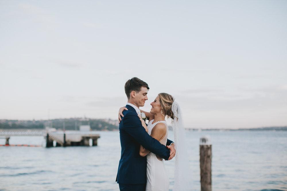 Claire & Ryan - North Shore, Chowder Bay Wedding - Samantha Heather Photography-174.jpg