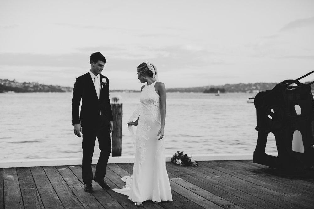 Claire & Ryan - North Shore, Chowder Bay Wedding - Samantha Heather Photography-176.jpg