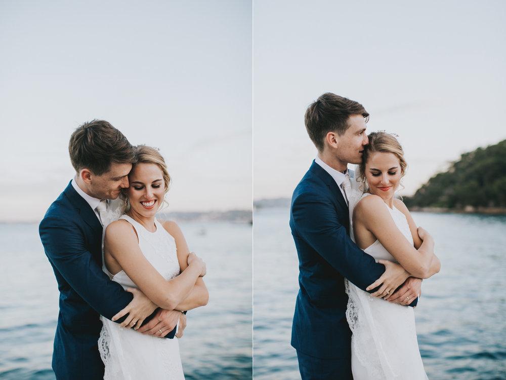 Claire & Ryan - North Shore, Chowder Bay Wedding - Samantha Heather Photography-178.jpg