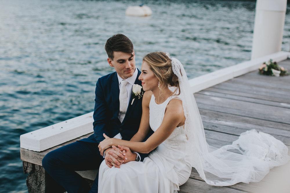 Claire & Ryan - North Shore, Chowder Bay Wedding - Samantha Heather Photography-188.jpg