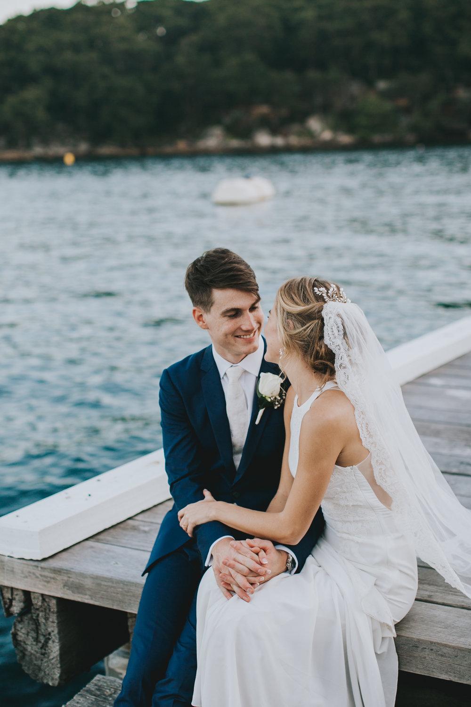 Claire & Ryan - North Shore, Chowder Bay Wedding - Samantha Heather Photography-187.jpg