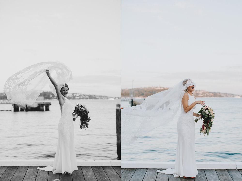 Claire & Ryan - North Shore, Chowder Bay Wedding - Samantha Heather Photography-190.jpg