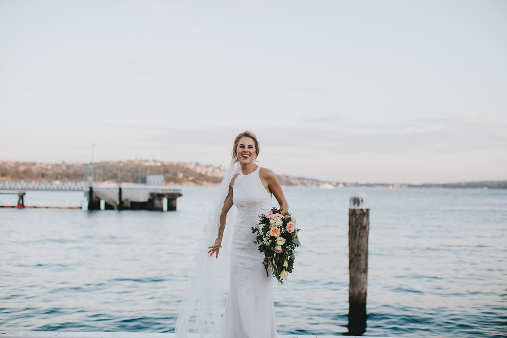 Claire & Ryan - North Shore, Chowder Bay Wedding - Samantha Heather Photography-192.jpg