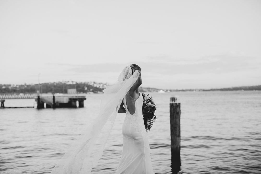 Claire & Ryan - North Shore, Chowder Bay Wedding - Samantha Heather Photography-194.jpg
