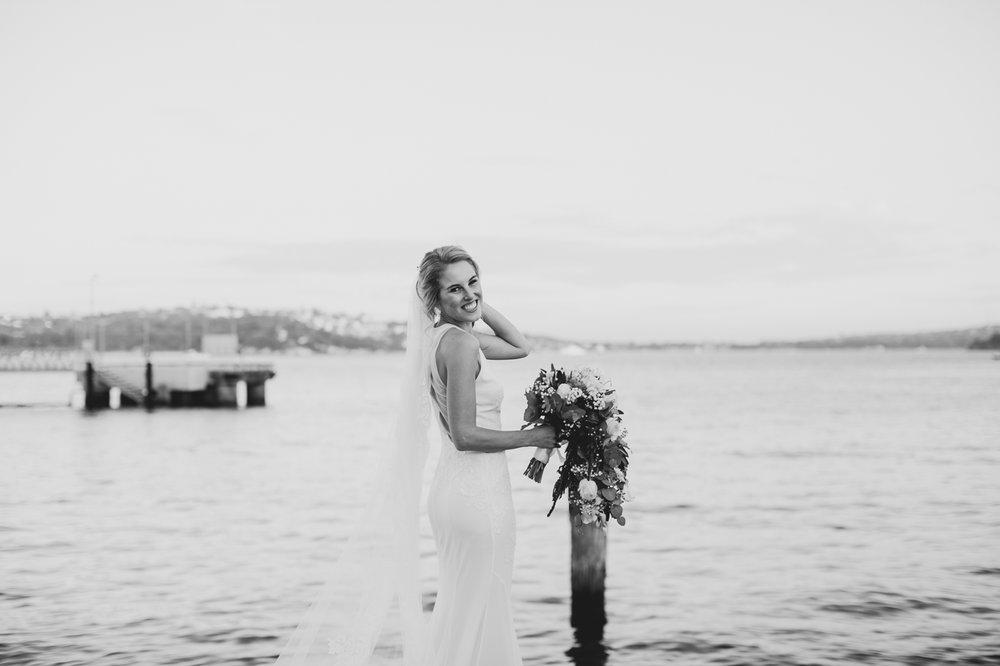 Claire & Ryan - North Shore, Chowder Bay Wedding - Samantha Heather Photography-196.jpg