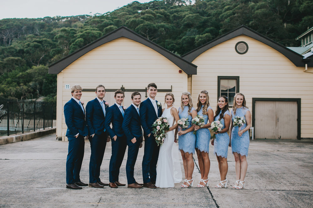 Claire & Ryan - North Shore, Chowder Bay Wedding - Samantha Heather Photography-199.jpg