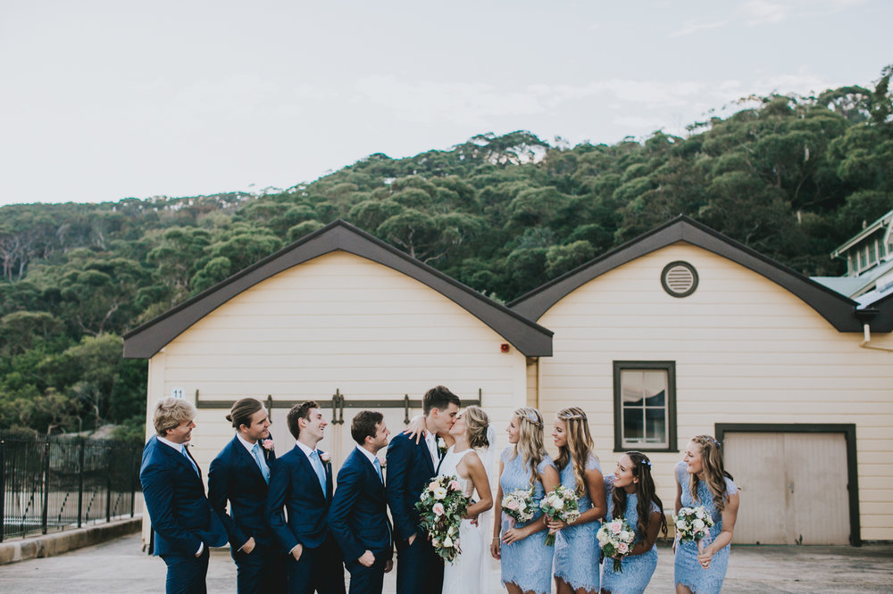 Claire & Ryan - North Shore, Chowder Bay Wedding - Samantha Heather Photography-201.jpg