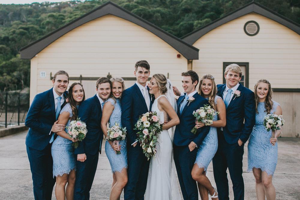 Claire & Ryan - North Shore, Chowder Bay Wedding - Samantha Heather Photography-202.jpg