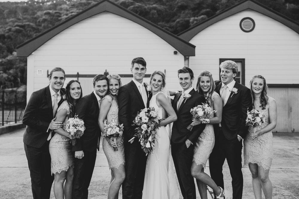 Claire & Ryan - North Shore, Chowder Bay Wedding - Samantha Heather Photography-203.jpg