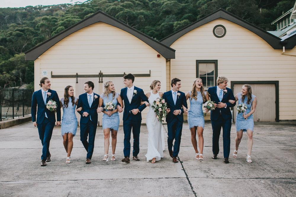 Claire & Ryan - North Shore, Chowder Bay Wedding - Samantha Heather Photography-204.jpg