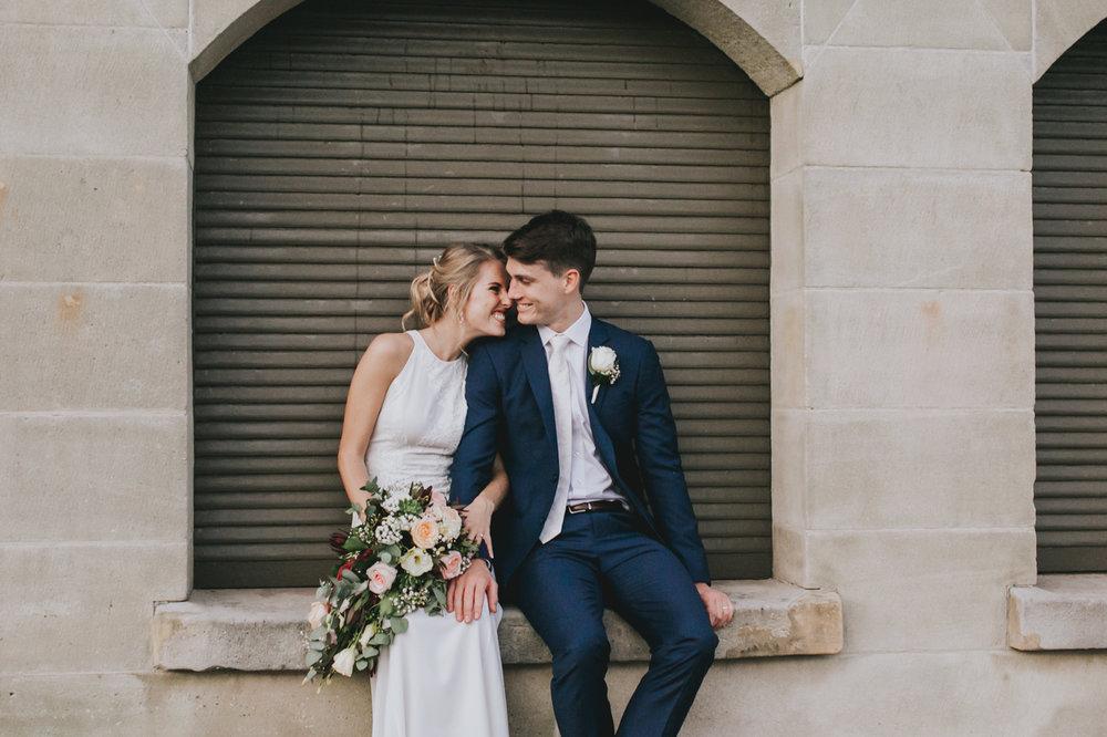 Claire & Ryan - North Shore, Chowder Bay Wedding - Samantha Heather Photography-244.jpg