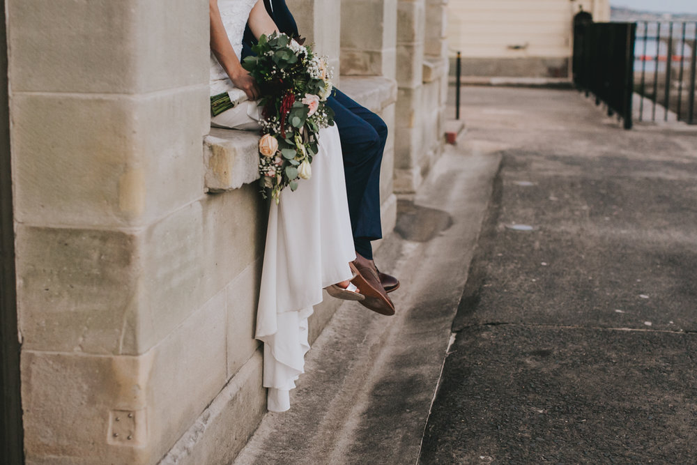 Claire & Ryan - North Shore, Chowder Bay Wedding - Samantha Heather Photography-247.jpg