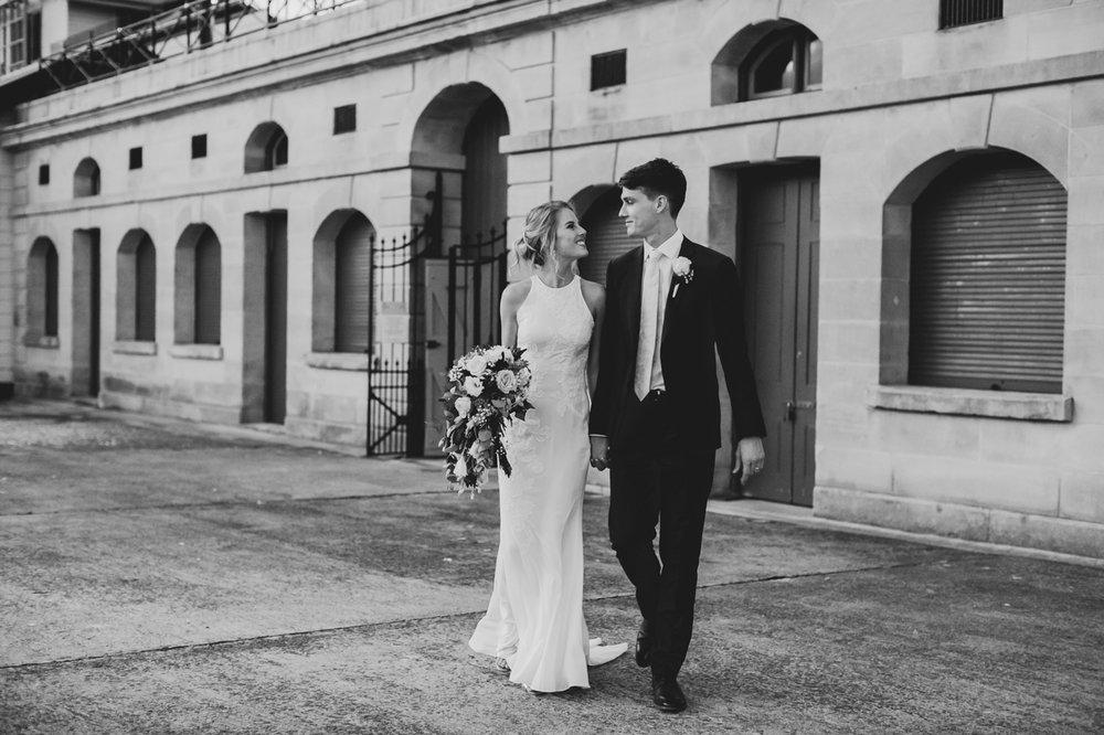 Claire & Ryan - North Shore, Chowder Bay Wedding - Samantha Heather Photography-250.jpg