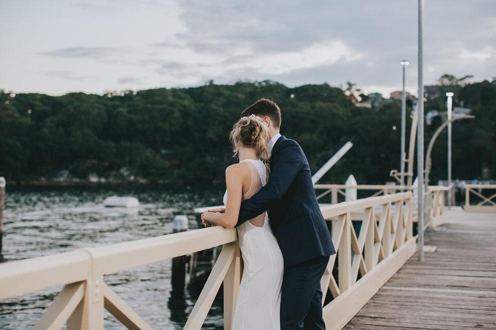 Claire & Ryan - North Shore, Chowder Bay Wedding - Samantha Heather Photography-251.jpg