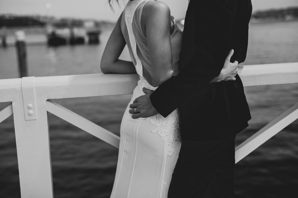 Claire & Ryan - North Shore, Chowder Bay Wedding - Samantha Heather Photography-254.jpg