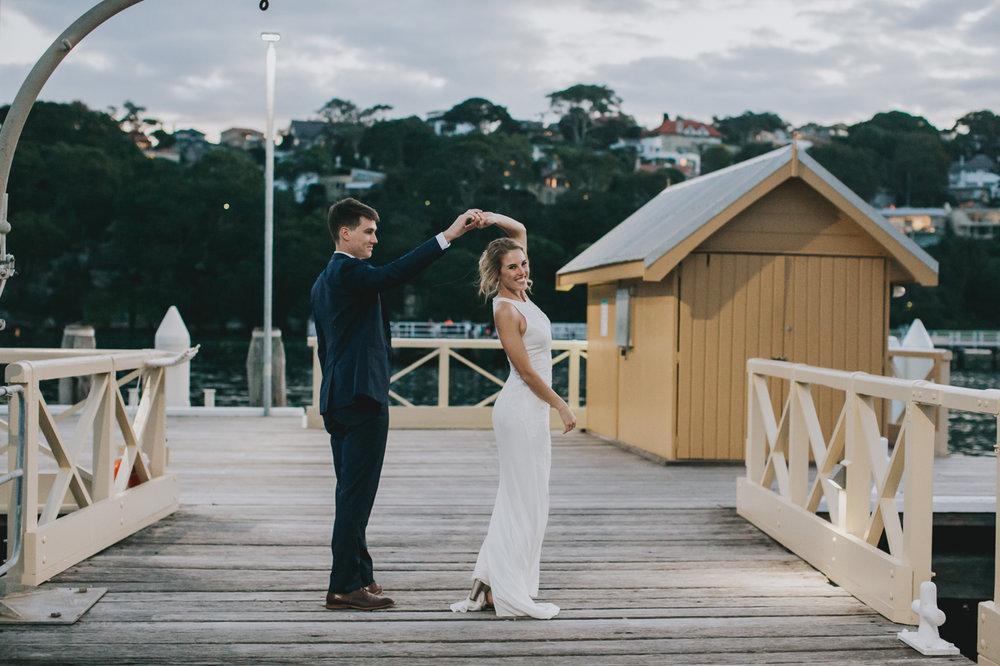 Claire & Ryan - North Shore, Chowder Bay Wedding - Samantha Heather Photography-257.jpg