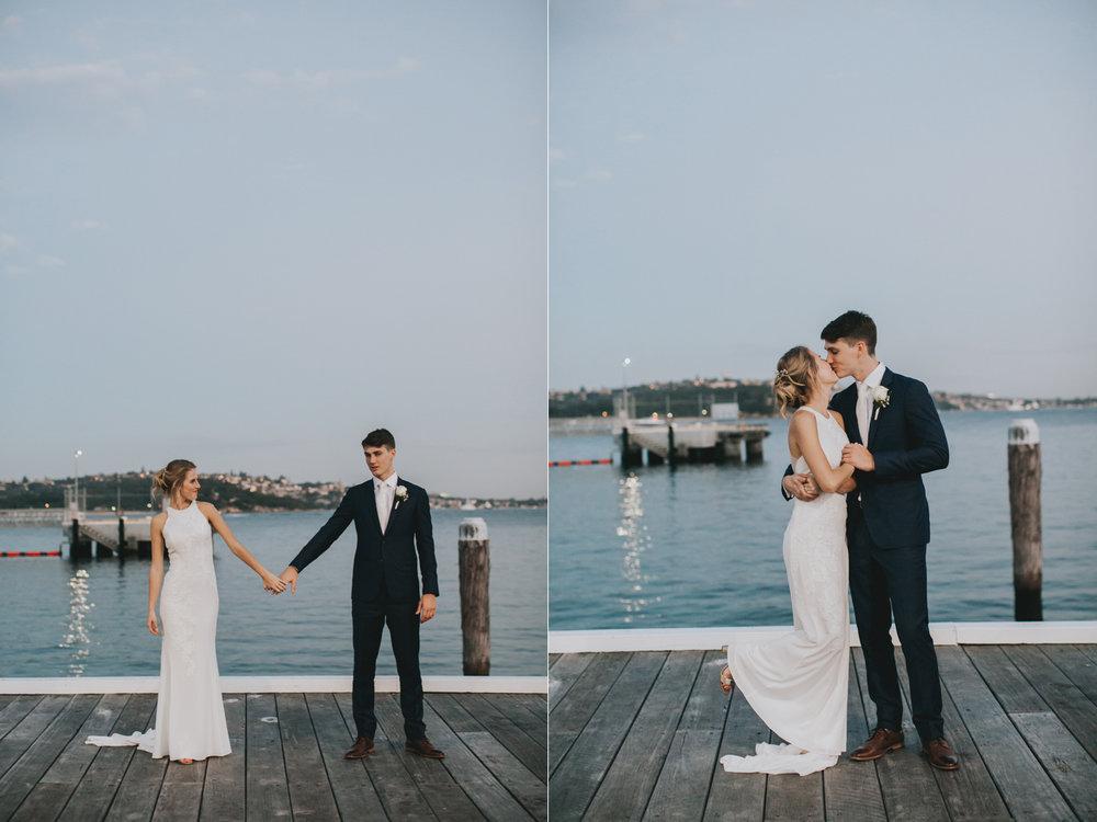 Claire & Ryan - North Shore, Chowder Bay Wedding - Samantha Heather Photography-258.jpg