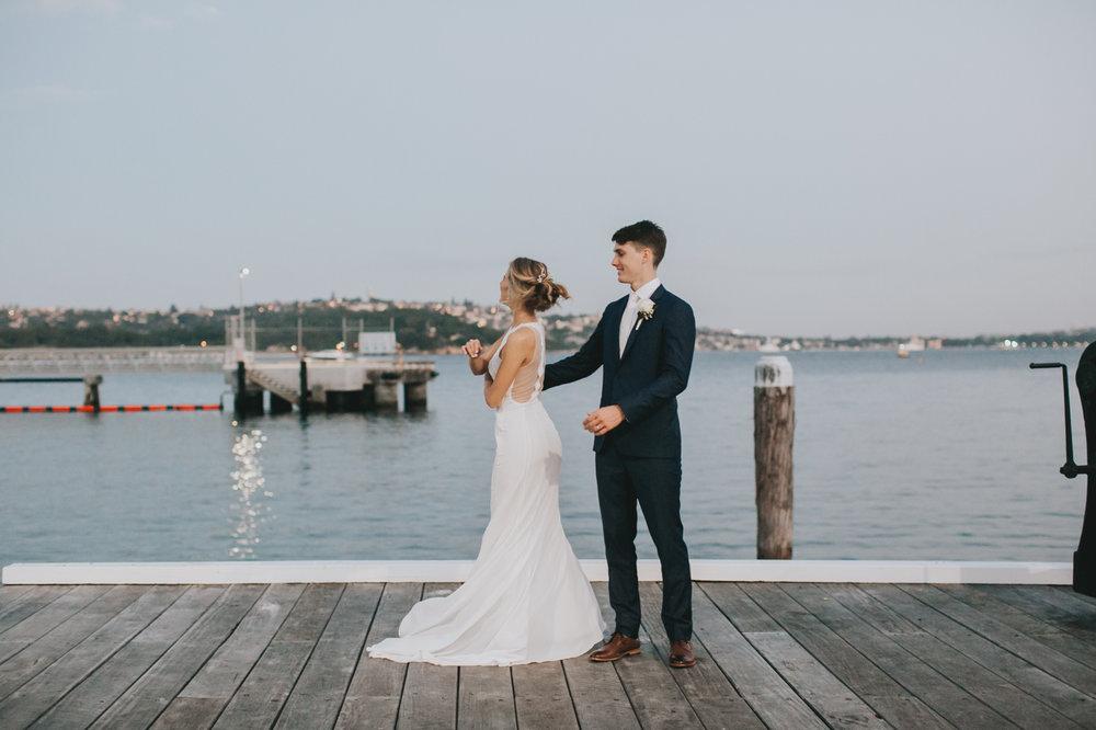 Claire & Ryan - North Shore, Chowder Bay Wedding - Samantha Heather Photography-259.jpg