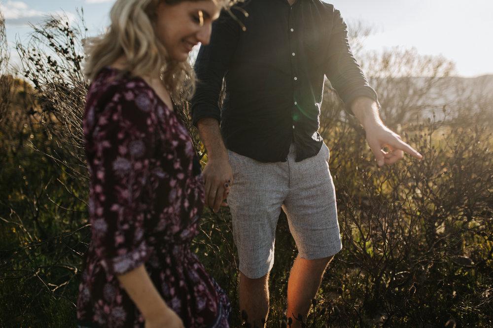 Emma & Ben - Blue Mountain Sunset Engagement - Samantha Heather Photography-5.jpg