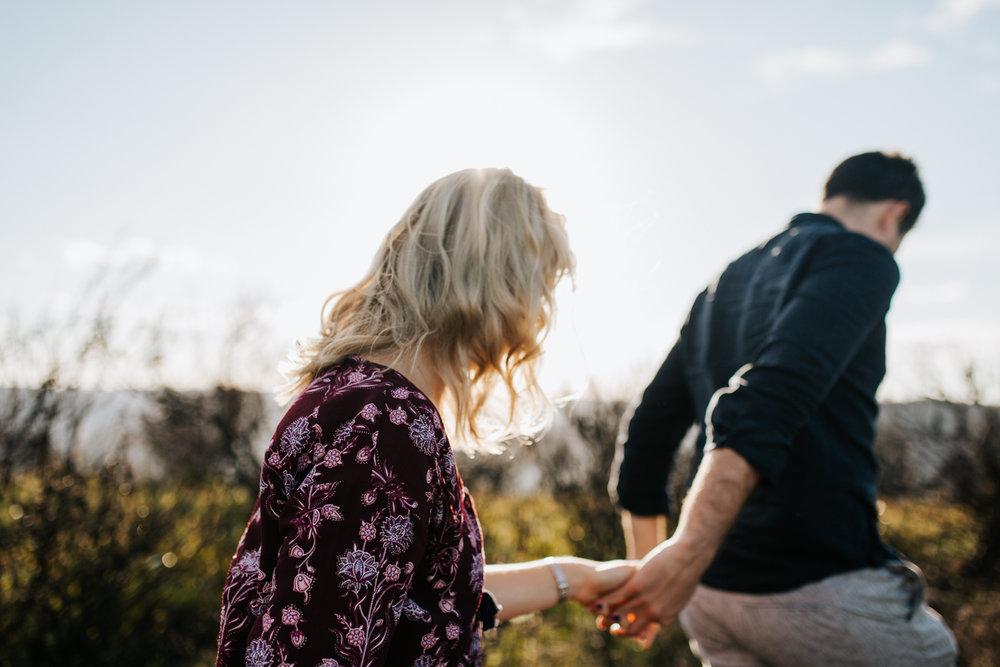 Emma & Ben - Blue Mountain Sunset Engagement - Samantha Heather Photography-6.jpg