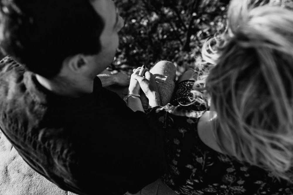 Emma & Ben - Blue Mountain Sunset Engagement - Samantha Heather Photography-17.jpg