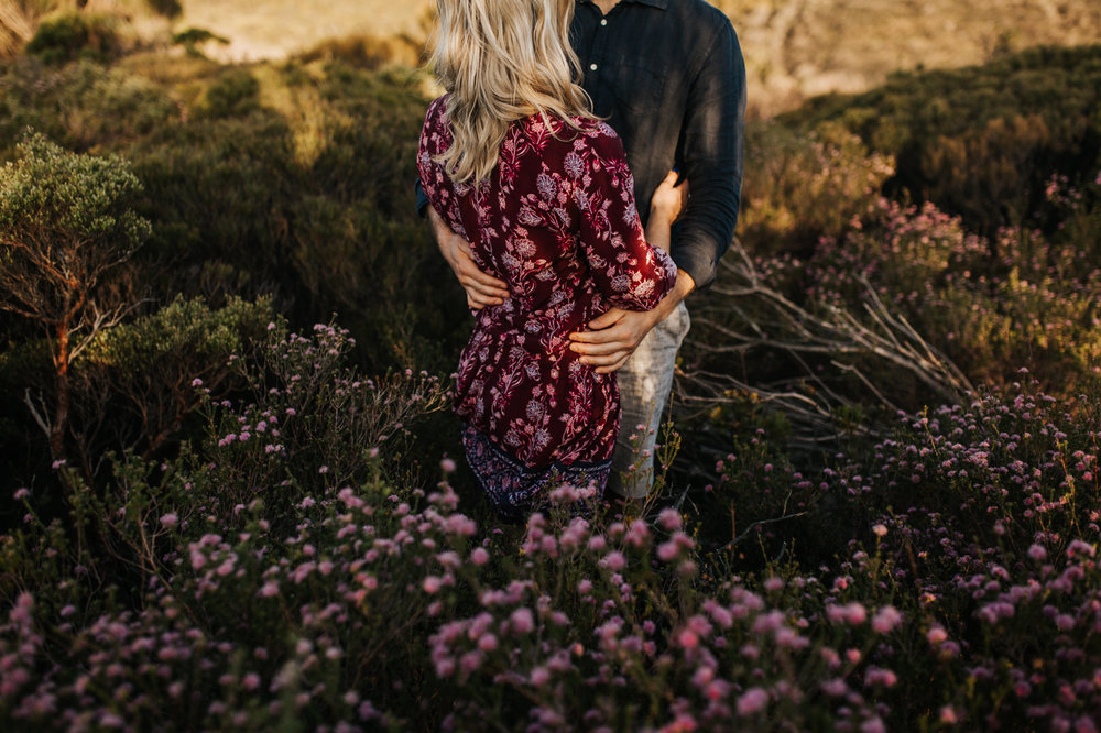 Emma & Ben - Blue Mountain Sunset Engagement - Samantha Heather Photography-44.jpg