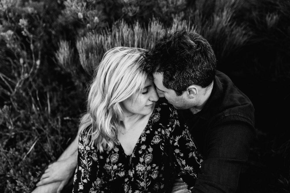 Emma & Ben - Blue Mountain Sunset Engagement - Samantha Heather Photography-56.jpg