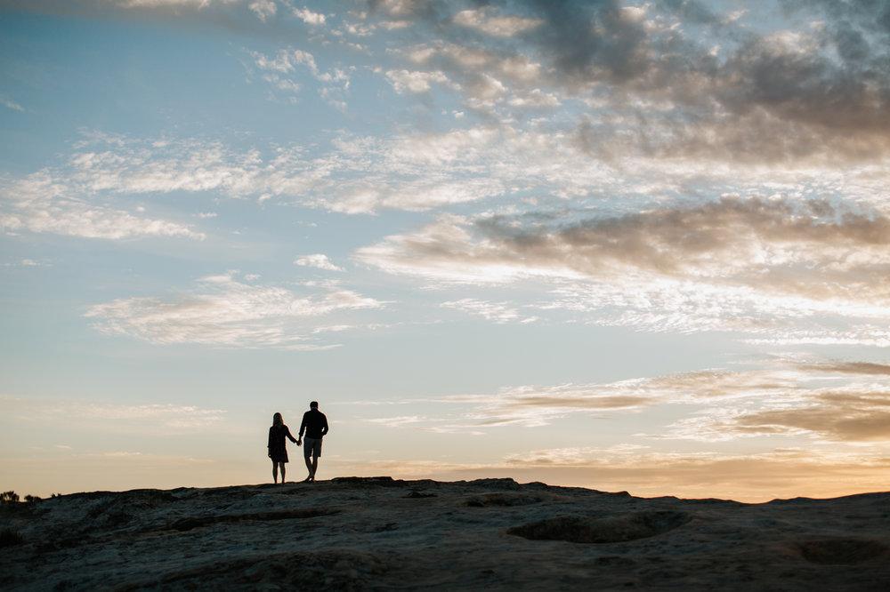 Emma & Ben - Blue Mountain Sunset Engagement - Samantha Heather Photography-100.jpg