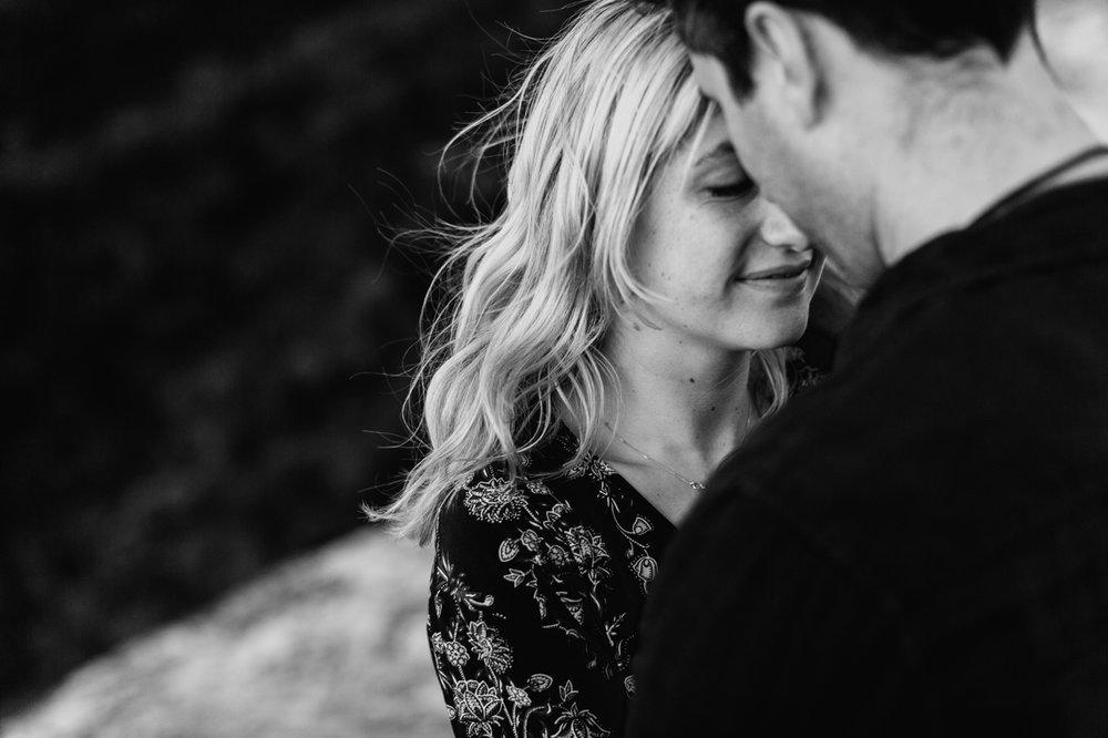 Emma & Ben - Blue Mountain Sunset Engagement - Samantha Heather Photography-114.jpg