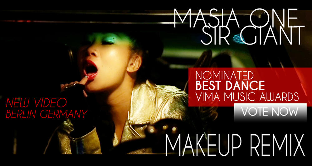 Best Dance Single: Make Up Sir Giant remix ft ISIS SALAM Graph Gonzales - http://bit.ly/1hGqAGI