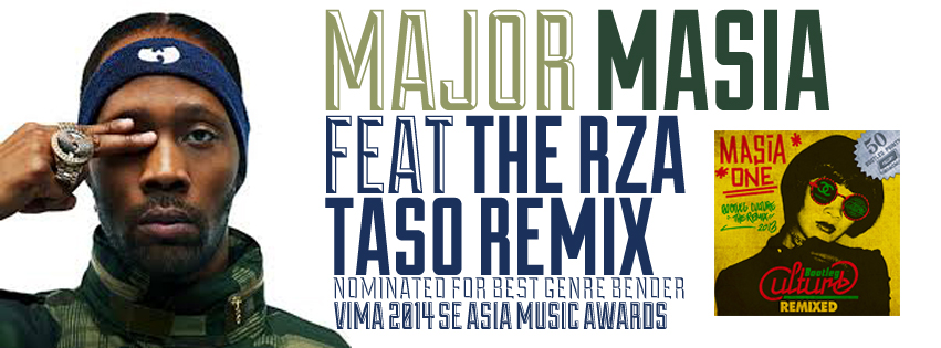 Genre Bender: Major Masia ft RZA Taso Remix Muti Music http://bit.ly/1doKcd4