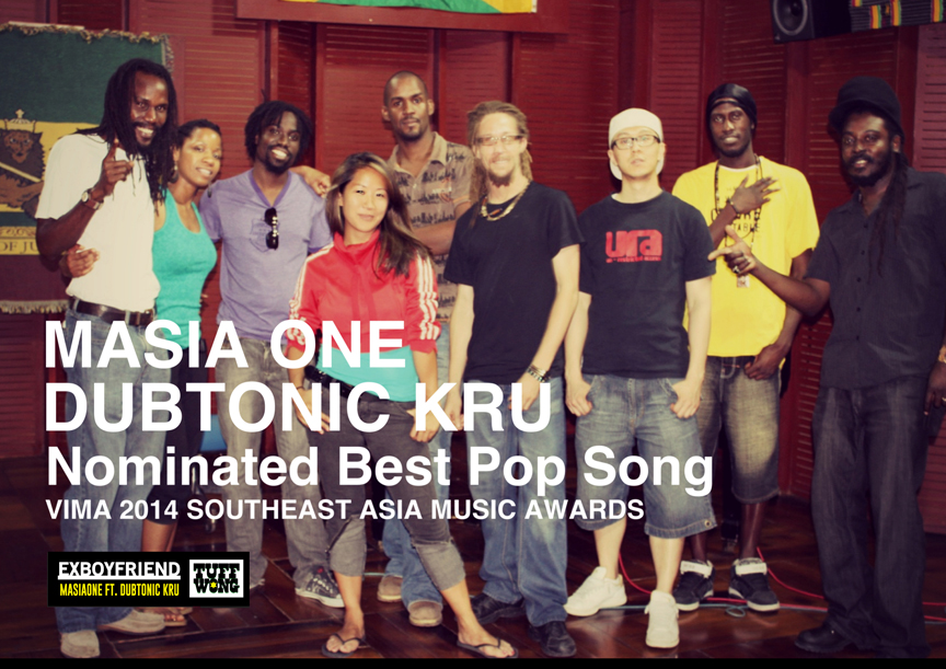Best Pop Single: Ex Boyfriend ft DUBTONIC KRU - http://bit.ly/1jolnnv