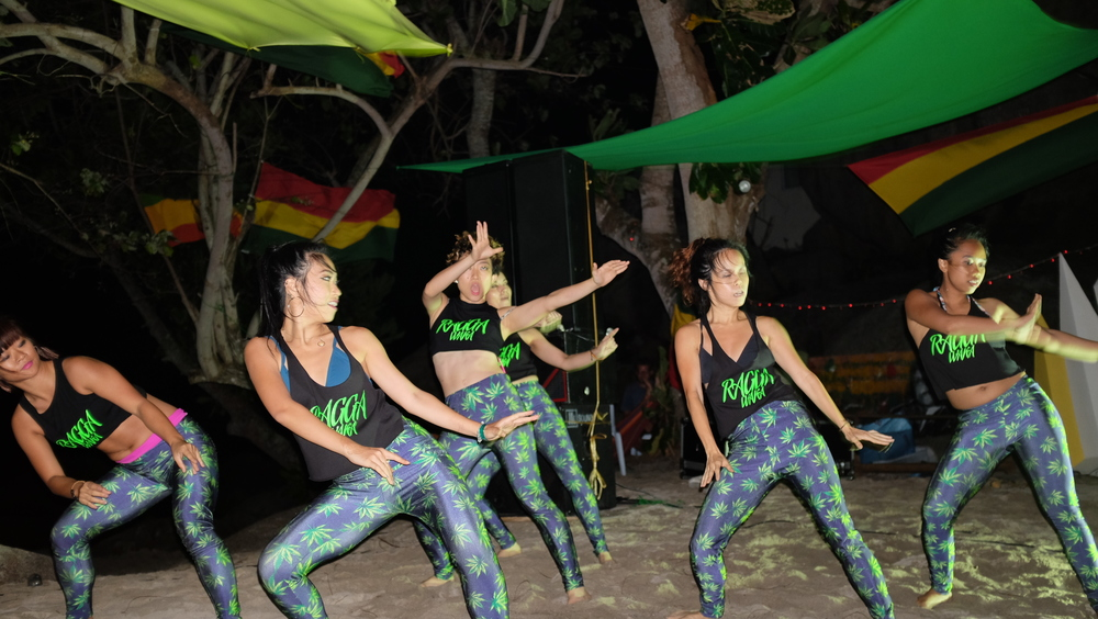 Singapore's own Ragga Waka dancehall dancers
