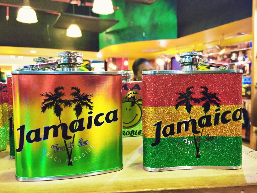 Airport Swag, welcome to Jamaica!